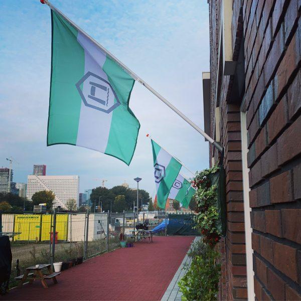Vlag Hefkwartier